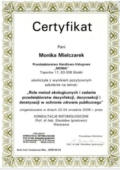 certyfikat 1